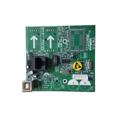 Modulo 4540048 Ethernet Xe 4000 Smart Intelbras-alarmes 4540048