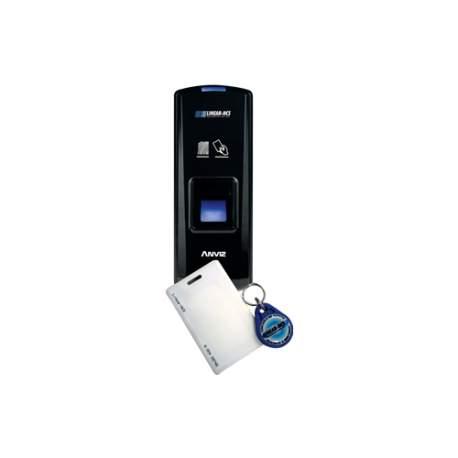 Controladora de Acesso LN5-N EM Biometria Linear HCS 1320