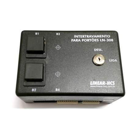 Modulo Intertravamento 2 Botões Linear-hcs 5240/5775