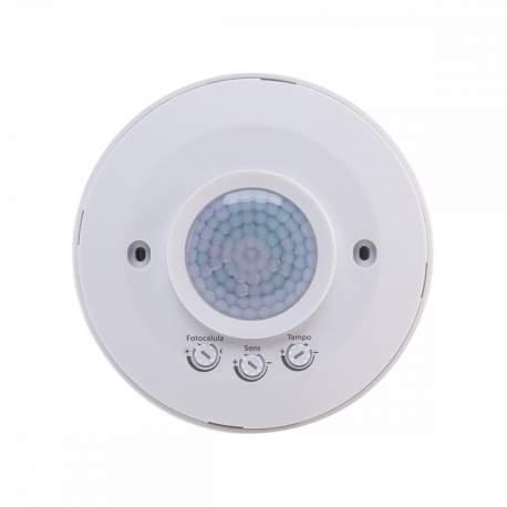Sensor de Presença de Teto Esp 360 Alcance 6m Intelbras-sensores 4823004