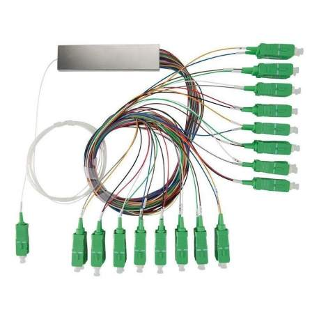 Splitter 1x32 Sc Apc Sm Balanceado Plc Intelbras-rf 4830027 Xfs1322/fibra