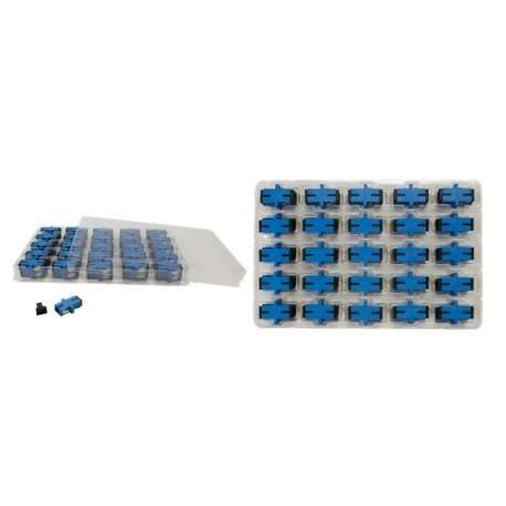Acoplador Optico Simplex Sc/upc Intelbras Xfa 1 4710012 /fibra