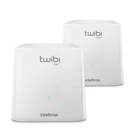 Conjunto Twibi Giga - 2 Unidades 4750069 Intelbras