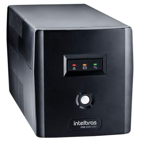 Nobreak Xnb 1200 Va - 120v Intelbras 4822006