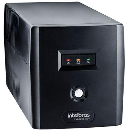 Nobreak Xnb 1200 Va - 220v Intelbras 4822007