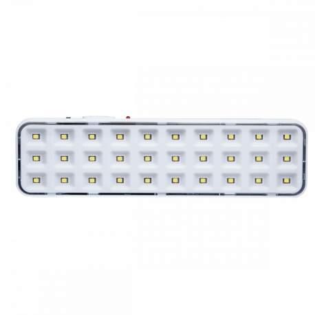 Luminaria Emergencia Autonoma Lde30l Intelbras 4630030