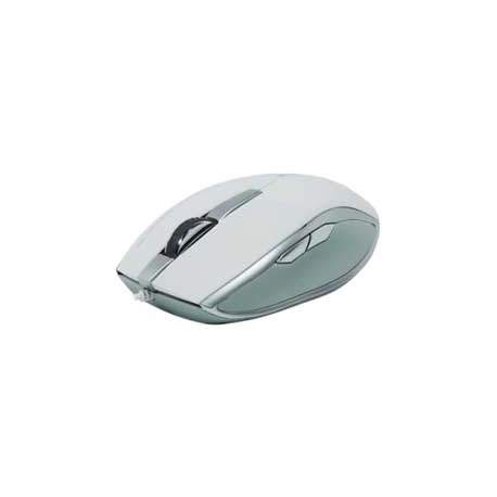 Mouse Usb Optico Branco 38550 Fortrek