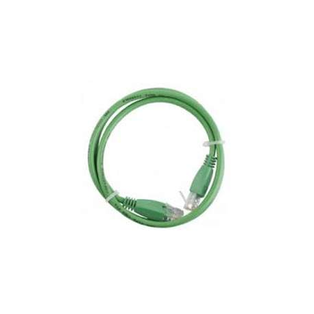 Patch Cord Cat5e 1,5 Mts Verde Ad Connect