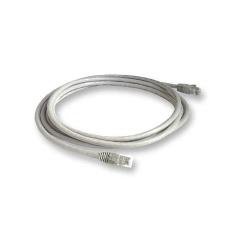 Patch Cord Cat5e 2,5 Mts Cinza 53.253.3 GTS Network