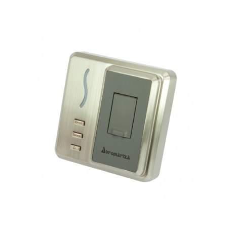 Controlador de Acesso Intelbras SS310 Bio com Biometria Inox