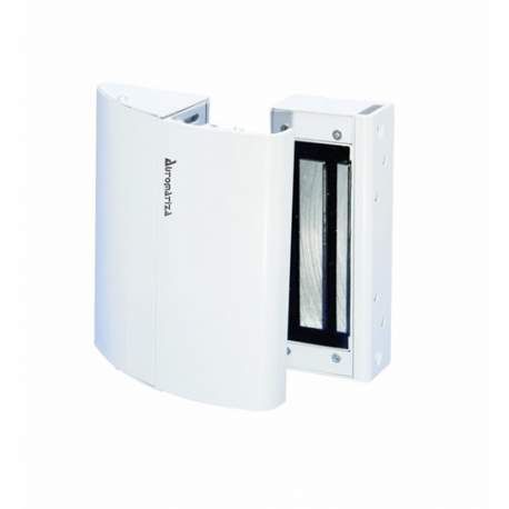 Fechadura Eletroima Fs150 12v C/kt Elite Bco Intelbras C/ Sensor