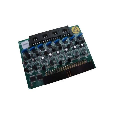 Placa 8 Ramais 4503300 Desbalanc. Comunic 16/48 Intelbras-ca.con 4503300