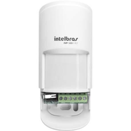 Sensor Infra Passivo Ivp 5001 Pet 20kg Intelbras-sensores 4541012