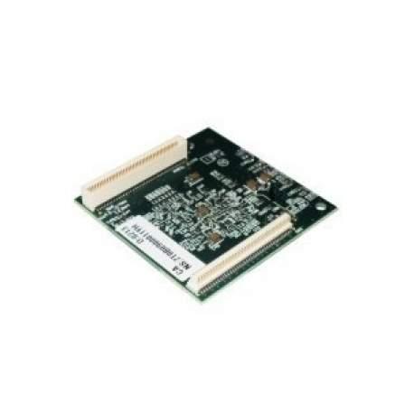 Placa Codec 4400101 Icip 30 Impacta 68i Intelbras-cc 4400101