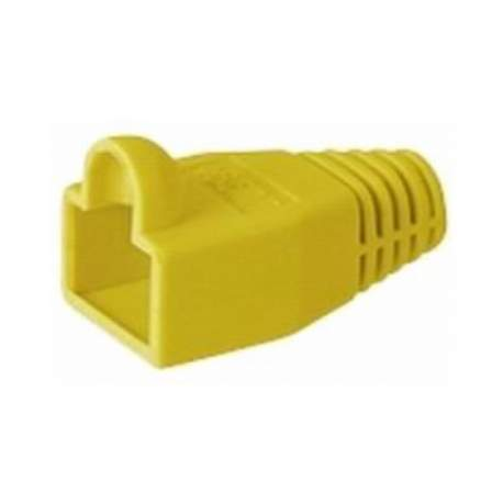Capa Rj 45 Amarela Emb C/100 Pçs 1032 Lkcpam Link +