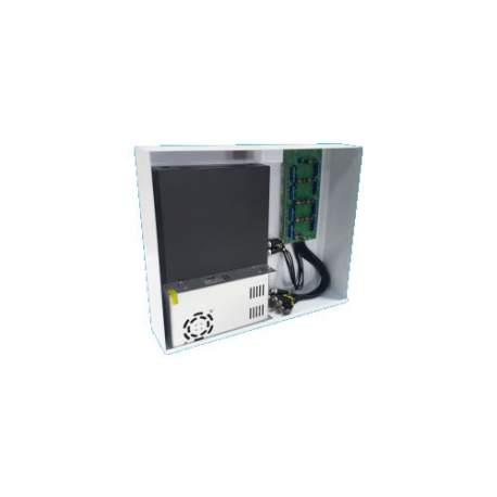 Rack Orion Mini Hd 3000 04 Canais 3303 Onix Security