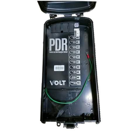 Pd Ramal Pdr Cftv (com Cx Hermetica) Volt 1310017